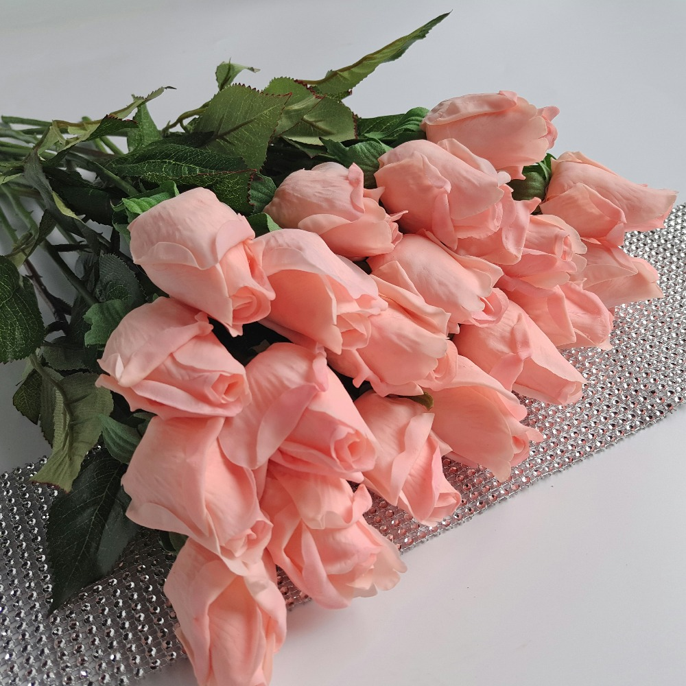 Hot sale free shipping fresh rose artificial flowers real for Rose home decorations