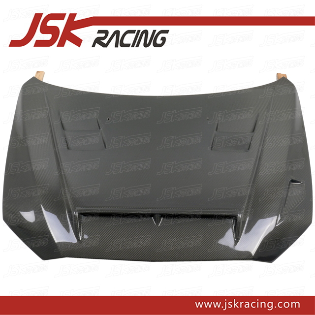 A STYLE CARBON FIBER HOOD BONNET FOR MITSUBISHI LANCER EVOLUTION EX (JSK201312)(China (Mainland))