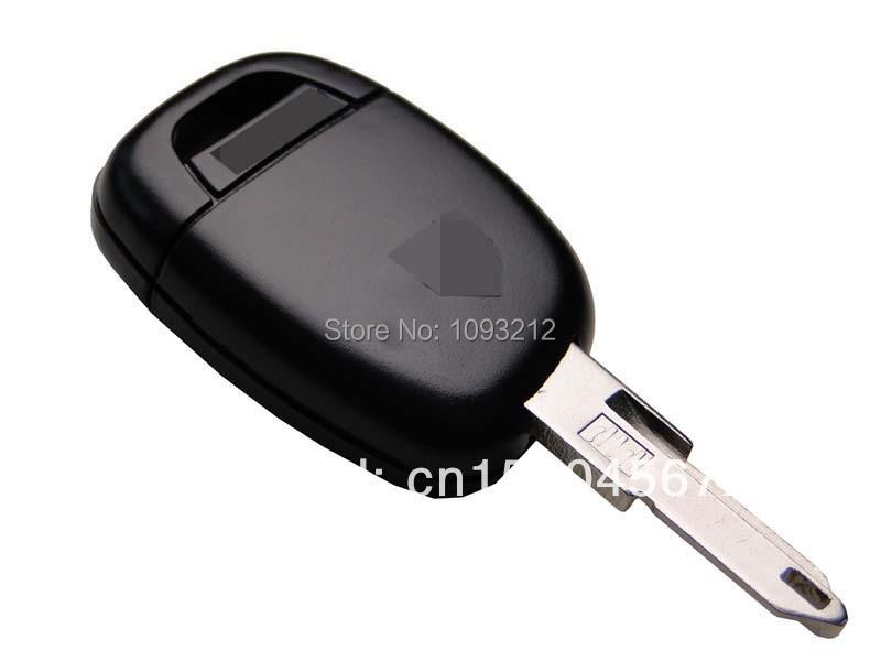 No chip blank key shell case For Renault Clio Master KangooTwingo free shipping(China (Mainland))