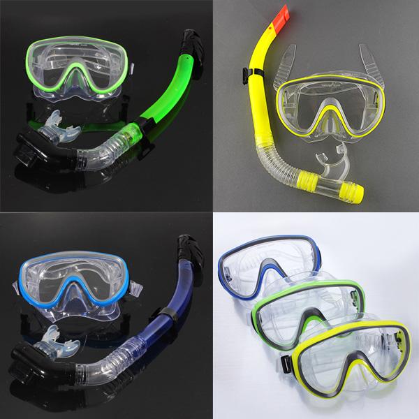 Swimming Swim Scuba Pro Anti-Fog Goggles Mask Dive Diving Glasses Snorkel Free Shipping(China (Mainland))