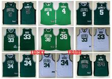 2016 new arrival.Boston Celticed,Paul Pierce,Kevin Garnett,Ray Allen,Larry Bird,Isaiah Thomas,Marcus Smart,Rajon Rondo()