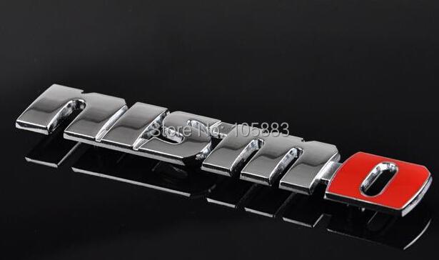 High quality Auto car NISMO Car Stiker ,Emblem Badges Car Styling(China (Mainland))