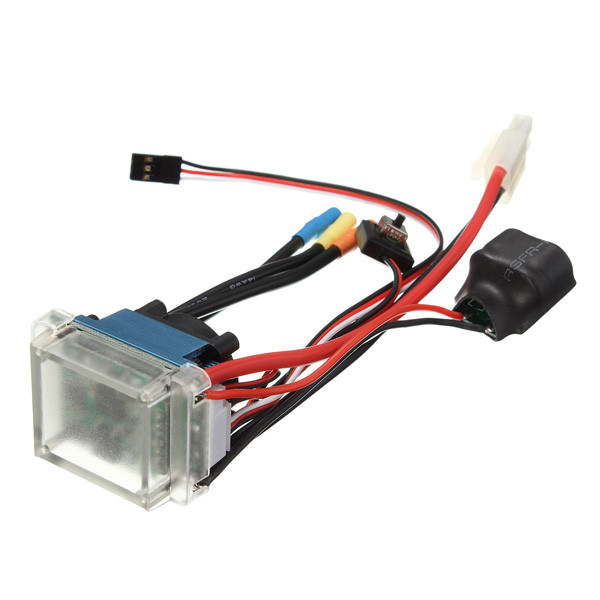 1pc 60A Two-way Sensorless Brushless ESC Programmable Governor Position Sensorless Brushless ESC Road use of multiple protect(China (Mainland))