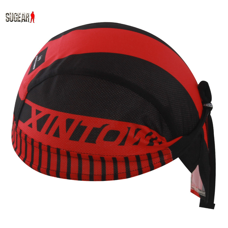 Sweatproof Breathable Quick Dry Fashion Cycling Cap Outdoor Sports Pirate Bandana Bicycle Headband Handwear Polyester Material<br><br>Aliexpress