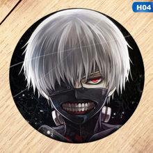 """""""Del Anime del giappone Tokyo Ghoul"""" Spilla Spille Accessori Distintivo Per I Vestiti Cappello Zaino Decorazione Degli Uomini Delle Donne Della Ragazza del Ragazzo(China)"""