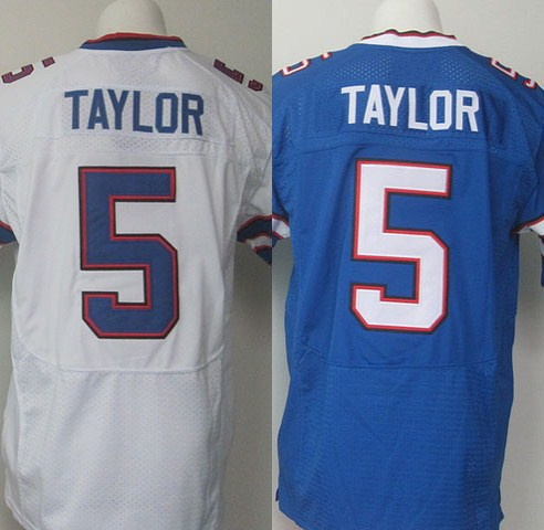 2015 New Buffalo #5 Tyrod Taylor Elite Jersey Cheap,American Football Jersey,Wholesale Mix order,Best Quality,Size 40-56(China (Mainland))
