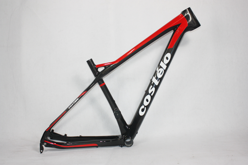 Hot sale COSTELO MASSA Carbon MTB Bike bicicletta Mountain Bicycle 26er 29er Carbon MTB bicicleta frame stem seatpost S M L(China (Mainland))