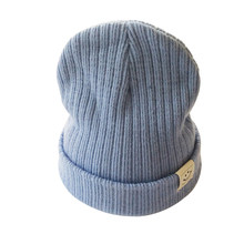 Baby Cap Crochet Winter Hat For Baby Boys And Girls Knitted Kids Beanie Hat Baby Hat Children Accessories(China)