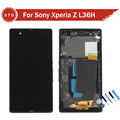 For Sony Xperia Z L36 L36h L36i C6602 C6603 LCD Display with Touch Screen Digitizer Assembly