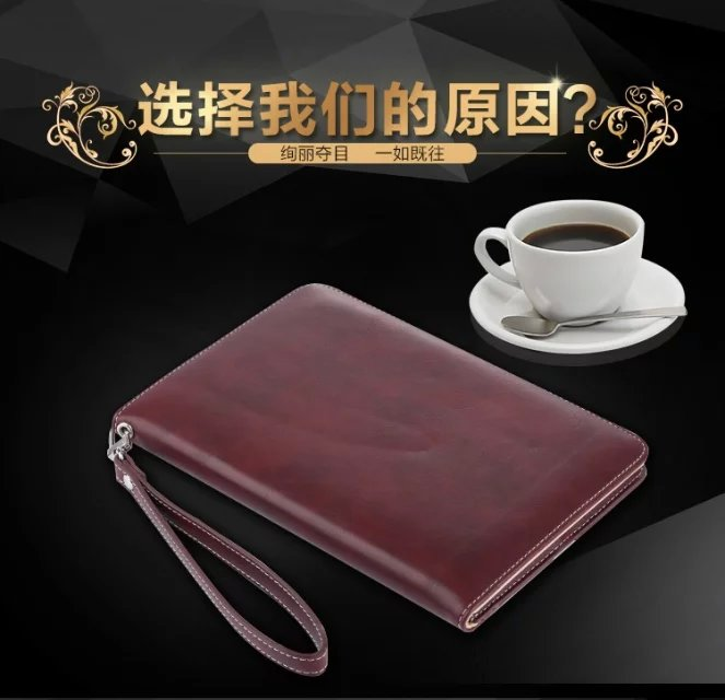 Stand cover case For iPad mini 1 mini 2 mini 3 7.9'' tablet ,Hand strap Soft leather and slim cover stand case for iPad mini(China (Mainland))