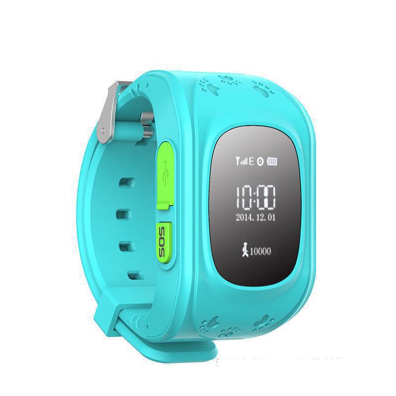 Symrun Smartwach Smartwatch Bluetooth Smart Watch Q50 for iPhone IOS Android GPS Tracker Kids Wear Smartwatch Q50(China (Mainland))