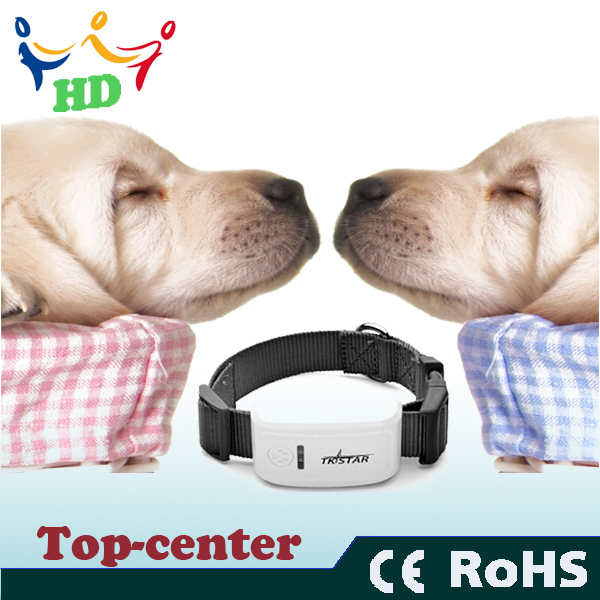Real Time Pet GPS Tracker for Dogs Cats Pet GPS Collar Tracking(China (Mainland))