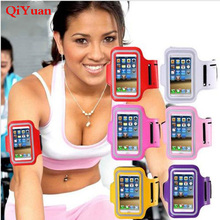 Universal Sport Running Arm Band Case For Samsung Galaxy A3 A5 A7 E5 Gym Waterproof Workout
