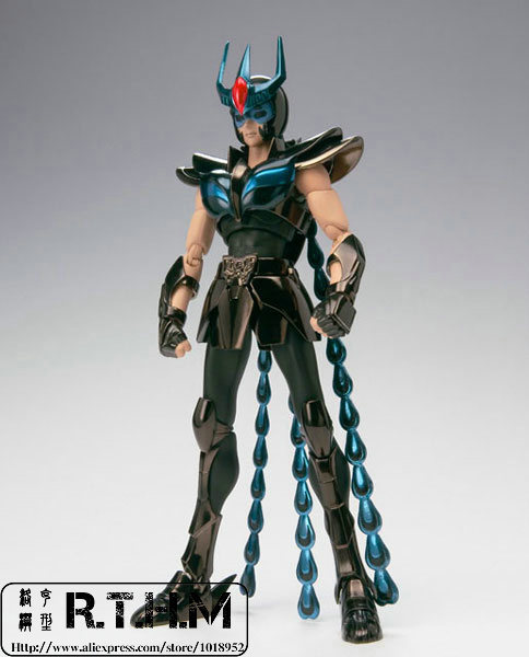 Фотография Saint Cloth Myth Black Phoenix  from Saint Seiya Action Figure Super Hero