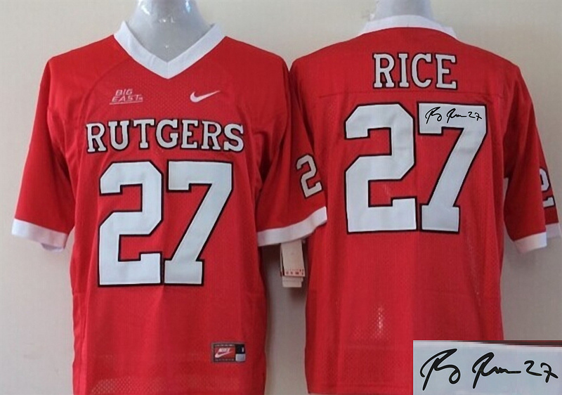 signature 100% Stitiched,Rutgers Scarlet Knights Ray Rice for mens camouflage(China (Mainland))