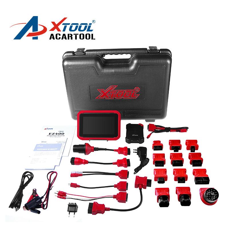 New Arrivals 100% Original XTOOL EZ400 Diagnostic tool same function as XTOOL PS90 PS 90 Diagnoctic Tool EZ 400 Free Update(China (Mainland))