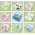 76*102cm super soft the plush coral blanket bedding blankets thickening baby linen  Animal prints Warm Blanket