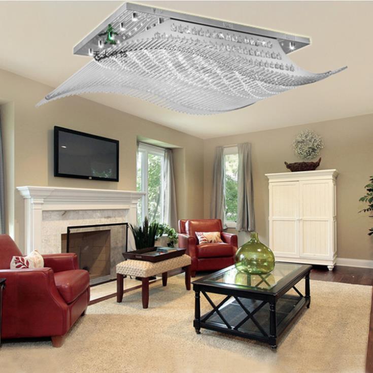 Moderne wohnzimmer leuchten interessante for Moderne deckenleuchte wohnzimmer