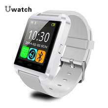 U8 Bluetooth Digital-watch U8 U80 U Smart Watch Sport Smartwatch Bracelet wristband Handsfree for Android phone Samsung iPhone