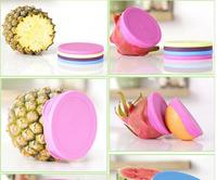2015 2pc/lot Useful Silicone Spill Stopper Lid lid for microwave oven multifunctional lid plate heated coll designed lid