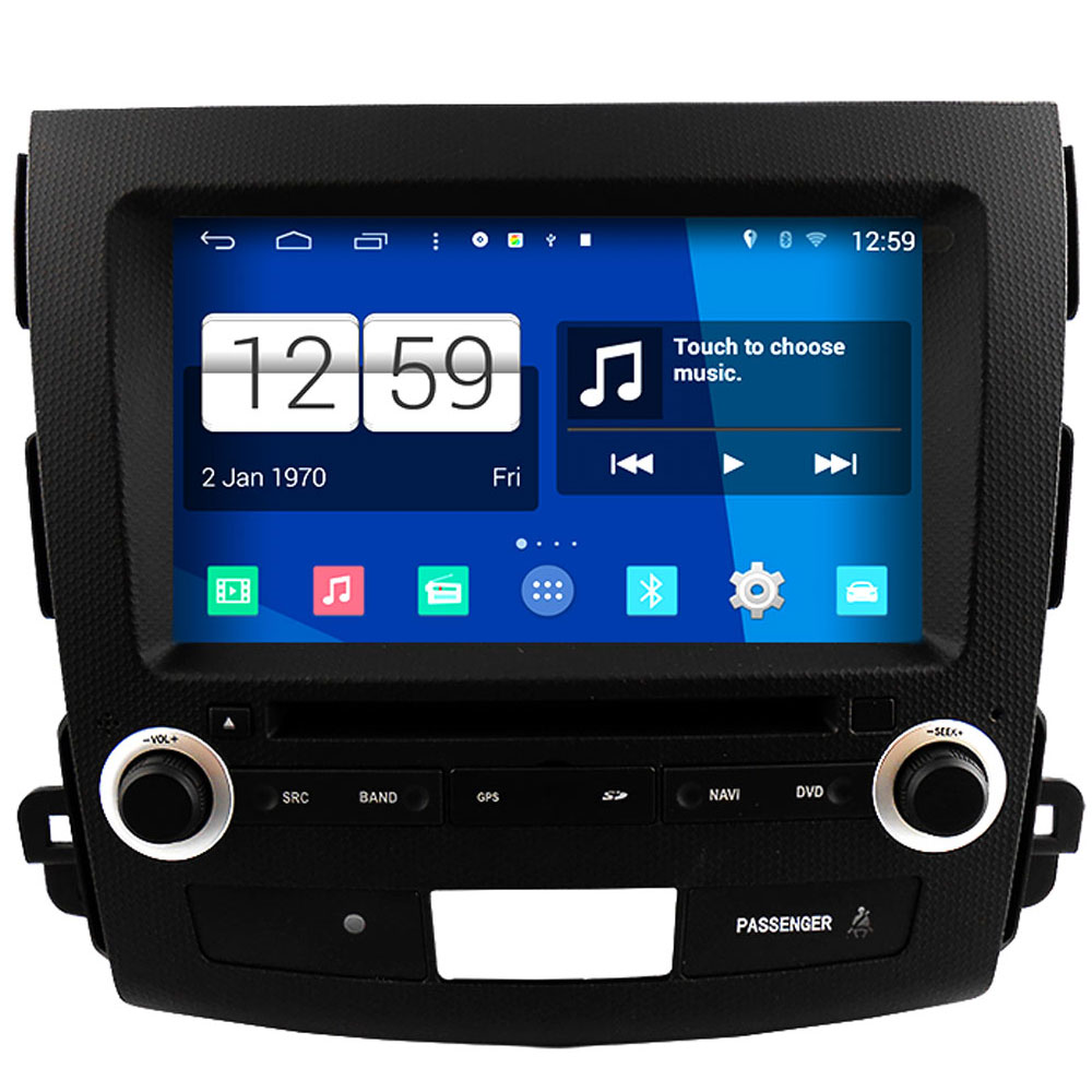 Winca S160 Android 4.4 System Car DVD GPS Headunit Sat Nav for Citroen C-Crosser 2007 - 2012 with Wifi /3G Host Radio<br><br>Aliexpress