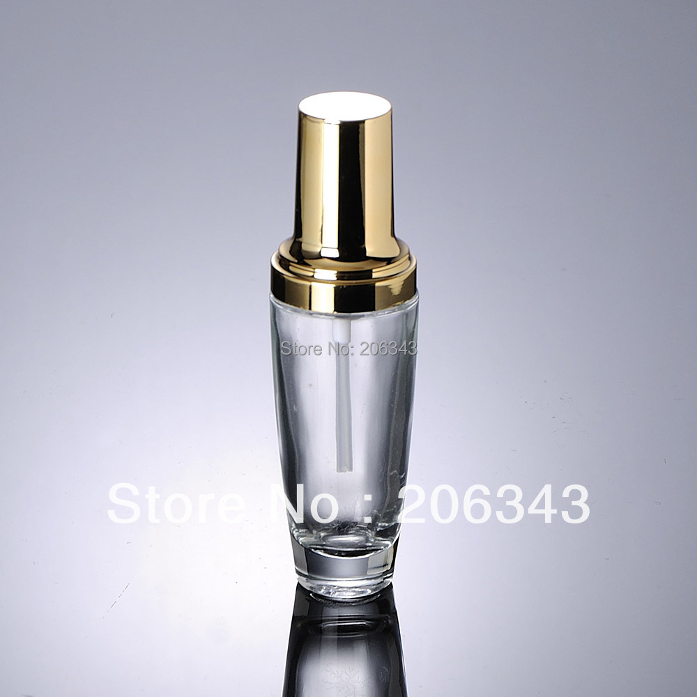 30ML glass bottle with press pump or glass bottle or lotion bottle ,BB Cream bottle for Cosmetic Packaging<br><br>Aliexpress