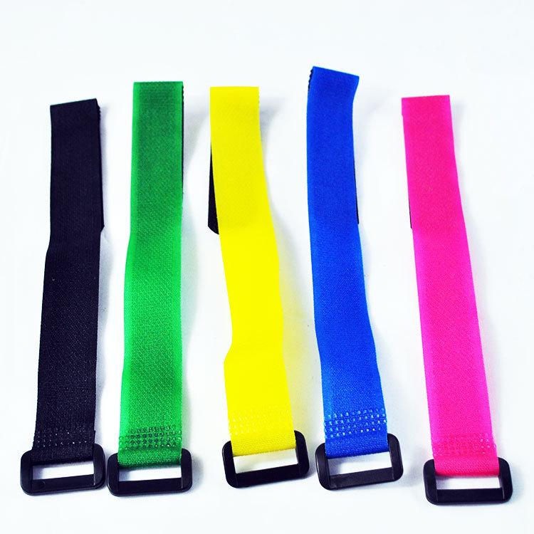 60 piece 20*260 Velcro Lipo Battery Strap Reusable Cable Tie Wrap free shiping<br><br>Aliexpress