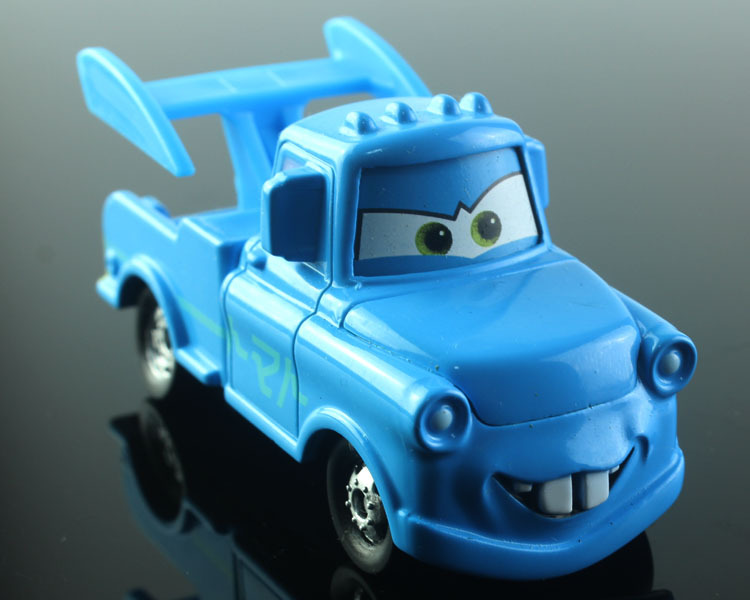 Mini kids cars 2 toy tomica tomy cars cute mater tow truck blue version alloy metal race car diecast models car toys children(China (Mainland))