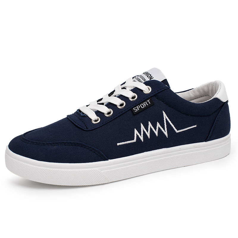 new fall students canvas shoes koreanversion of casual