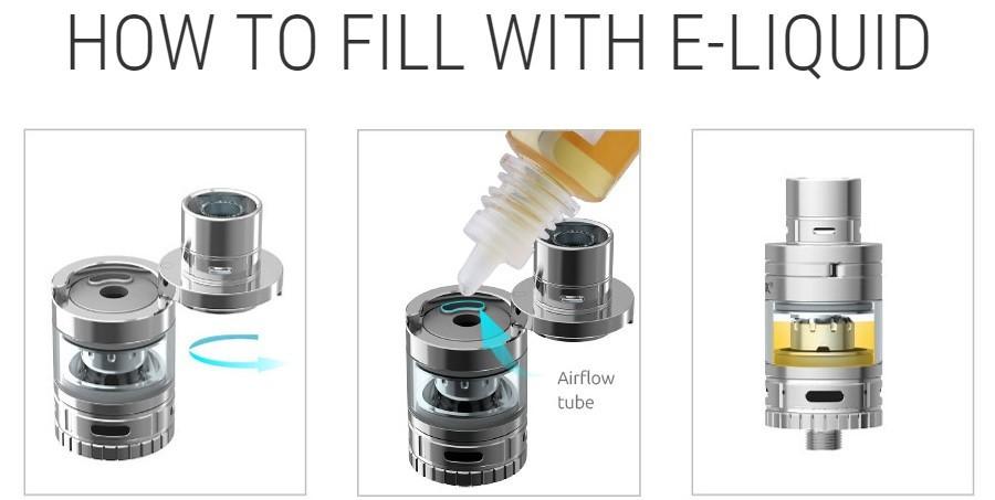 ถูก บุหรี่อิเล็กทรอนิกส์SMOKการ์เดียน3ชุดสมัยกล่องยาสูบท่ออีบุหรี่Vaporizer Vape 75วัตต์อิเล็กทรอนิกส์มอระกู่ไมโครTFV4 X9032