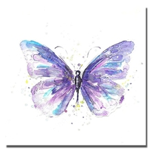 Buy Modern Beautiful Butterfly Framed framed Painting Large Wall Pictures Living Room Decor Oil Painting Animal Art for $10.20 in AliExpress store
