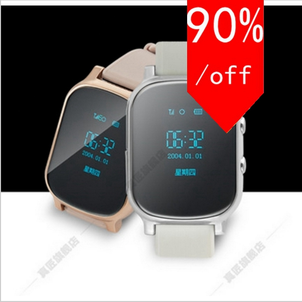WIFI Positioning GPS Smart Watch Children SOS Call Location Finder Device Tracker Kid Safe Anti Lost Touch Screen Watch Teh(China (Mainland))
