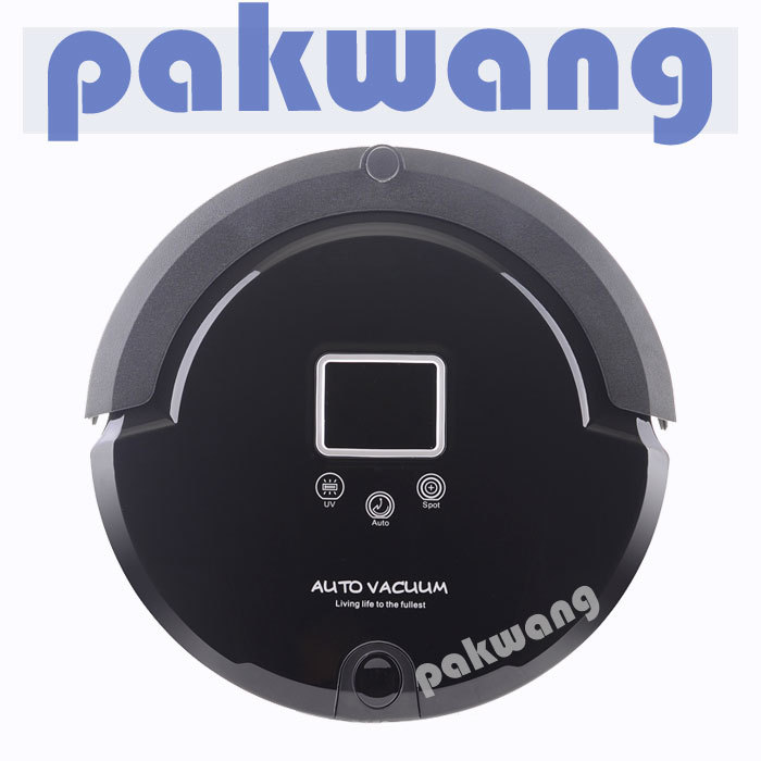 Robot Vacuum Cleaner Automatic Floor Wet and Dry Cleaner ,carpet sweeper(China (Mainland))