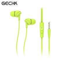 Buy Rock Y1 Stereo Earphone 3.5mm Ear Earphone DJ Stereo Bass Headset Earbuds Microphone Iphone 6S Samsung S6 Xiaomi 5 for $22.52 in AliExpress store