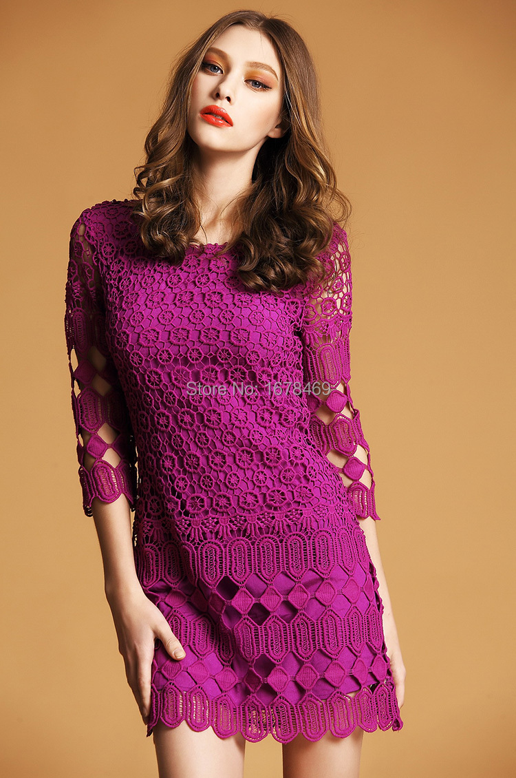 Crochet Dresses For Women