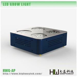 Free shipping Apollo full spectrum bulbs combination led grow light for heb, spice plant(China (Mainland))
