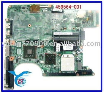 100% test ok for 459564-001 AMD non-integrated wholesale & retail DV6000 laptop motherboard 45 days warranty