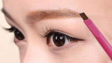 1Pcs automatic eyebrow pencil makeup 5 style paint for eyebrows brushes cosmetics brow eye liner tools
