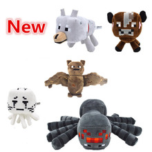 2015 Minecraft  Plush Toys High Quality Plush Toys Game Cartoon Toys Minecraft Cartoon Game Toys(China (Mainland))