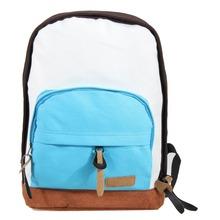 2016 Fashion Hit Color Backpack Women Handmade Canvas Schoolbags Backpack for Teenager Girls Mochila Rucksack Bag