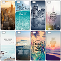 Cute Cartoon Painted Mobile Phone Case Huawei p8 Lite Colorful Protective Case Capa Funda For Huawei Ascend P8 Lite 5.0 inch