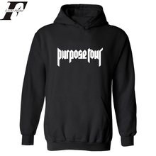 Buy 2016 Fashion tracksuit PURPOSE TOUR Hooded Hoodies JUSTIN BIEBER Hoodies Sweatshirts super star clothing survetement 4XL for $15.64 in AliExpress store