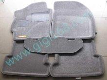 MAZDA M3 3D auto/car foot mat(carpet) 5pcs(China (Mainland))