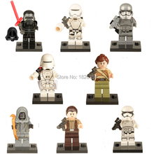 Star Wars:The Force Awakens single sale Minifigures Building Blocks Kylo Ren mini Figure Classic Bricks Kit Toys Gift(China (Mainland))
