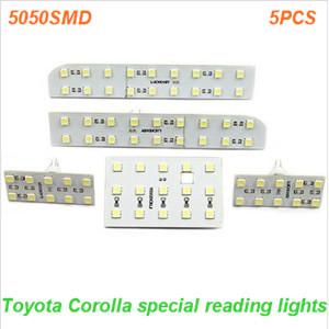 Лампа для чтения Brand new Toyota Corolla , лампа для чтения iculed 18pcs 12v audi q5 2008 20xx
