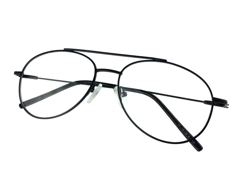 New clear lens glasses eyeglasses frames men glasses aviator nerd Glases men accessories lunette de soleil