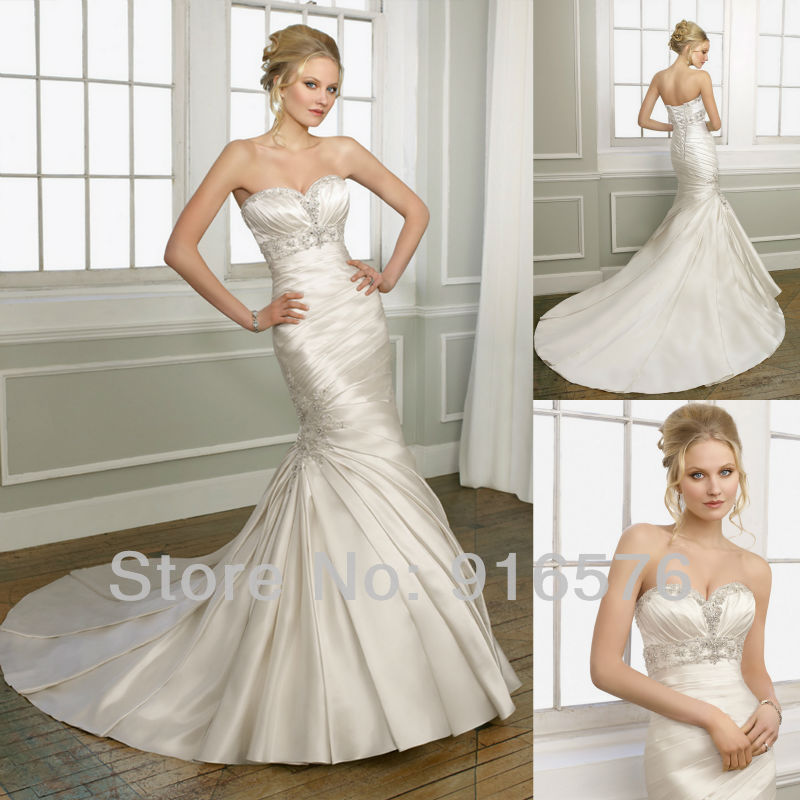 Online buy wholesale very cheap wedding dresses from china for Very cheap wedding dress