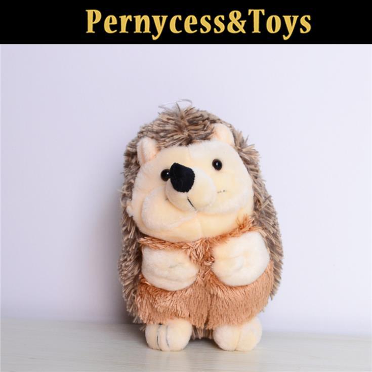 1pcs 20cm stuffed animals hedgehog doll toys for children gifts bulk dropshopping(China (Mainland))