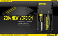 Зарядное устройство Nitecore I2 Smart Intellgent 18650 17670 18490 17500