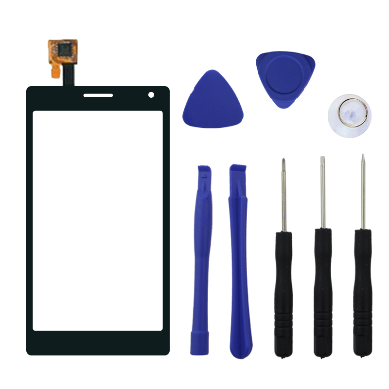Replacement parts Touch screen digitizer For LG Optimus 4X HD P880 Free Shipping